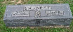 Anna Elizabeth <i>Foltz</i> Earnest