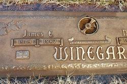 James Edward Ed Winegar