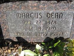 Marcus Dean