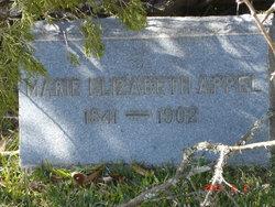 Marie Elizabeth Appel