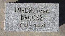 Emaline <i>Dark</i> Brooks