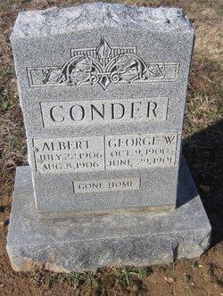 Albert Conder