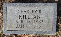 Charles Robert Charley Killian