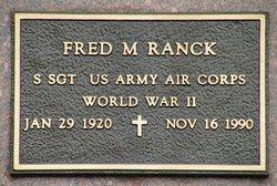 Fredrick Mason Ranck