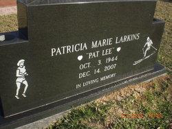 Patricia Marie Pat <i>Lee</i> Larkins