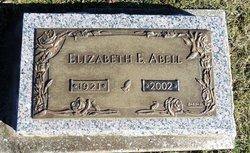 Elizabeth E. <i>Howson</i> Abell