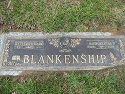Walter Richard Blankenship