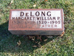 Margaret <i>Hoover</i> DeLong