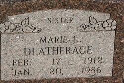 Marie L. Deatherage