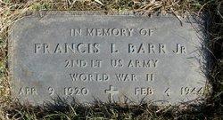 Francis L. Barr, Jr