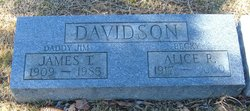 Alice Rebecca <i>Myers</i> Davidson