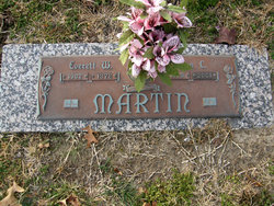 Edna Christina Sophia <i>Ficken</i> Martin