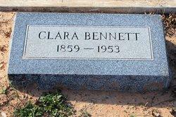 Clara <i>Hardy</i> Bennett