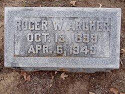 Roger Williamson Archer