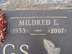 Mildred Lou <i>Fortner</i> Scaggs