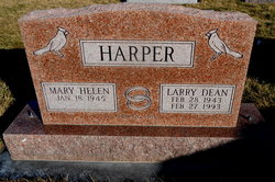 Larry D Harper