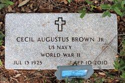 Cecil Augustus Brown, Jr