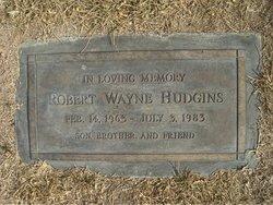 Robert Wayne Hudgins