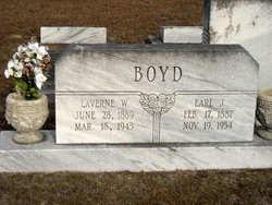 Earl James Boyd