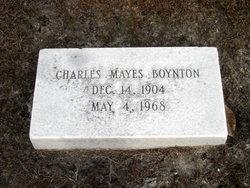 Charles Mayes Boynton