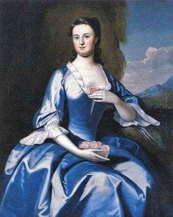 Lady Elizabeth <i>Erving</i> Temple