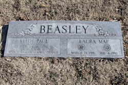 Keith Paul Beasley