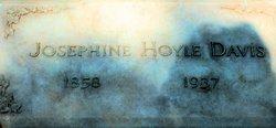 Josephine <i>Hoyle</i> Davis