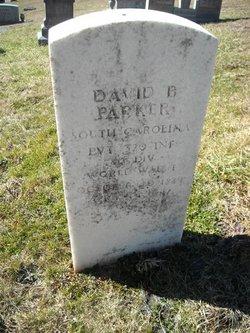 David E Parker