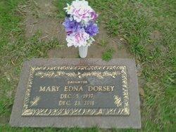 Mary Edna Dorsey