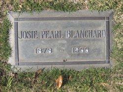Josie Pearl Blanchard