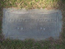 Clarence Theodore Fallgren, Sr