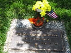 George Duane Sarge Hendryx
