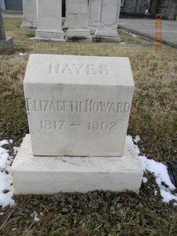 Elizabeth Howard <i>Howard</i> Hayes