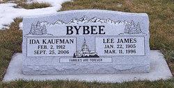 Ida <i>Kaufman</i> Bybee