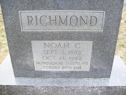 Noah Columbus Miles Richmond