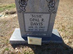 Opal R Susie Davis