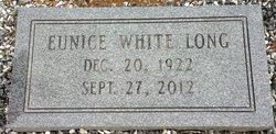 Eunice <i>White</i> Long