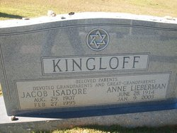 Jacob Isadore Kingloff