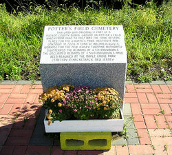 Hudson County Burial Ground (Defunct)