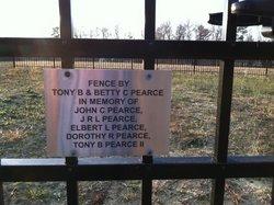 Acrel Pearce Cemetery