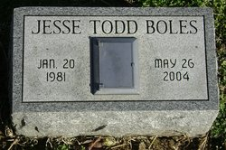 Jesse T Boles