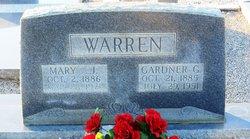 Mary J. Warren