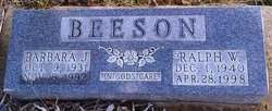 Barbara J Beeson