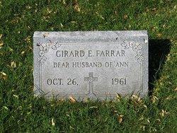 Girard E Farrar