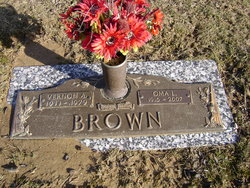 Oma Lee Omie <i>Rogers</i> Brown