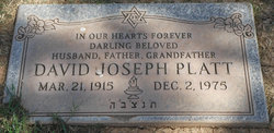 David Joseph Platt