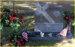 Christopher Carl Brown