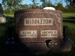 Archie Ellis Middleton