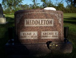Elsie J. <i>Jones</i> Middleton