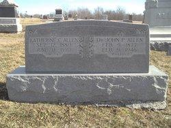 Dr John Pearl Allen